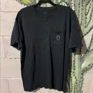 Hand embroidered alien tee size XL